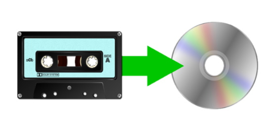 Cassette Transfers to CD